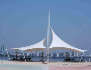 那些优质的大型充气膜结构建筑是如何造就的