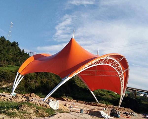贵州凯里市景观膜结构1号