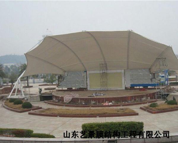 菏泽表演舞台膜结构工程